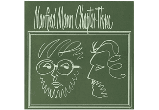 Manfred Mann - Manfred Mann Chapter Three - (CD)