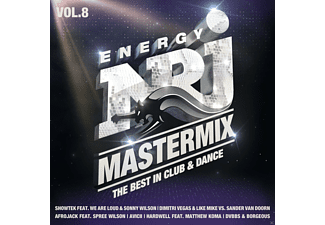 Various - Energy Mastermix Vol. 8 [CD]