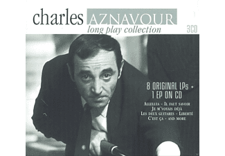 Charles Aznavour - Long Play Collection [CD]
