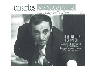 Charles Aznavour - Long Play Collection - (CD)
