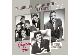 Ben E. & The Drifters King - Greatest Hits - (CD)