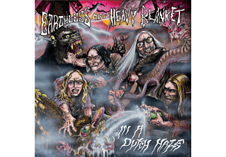 Earthless Meets Heavy Blanket - In A Dutch Haze [CD]