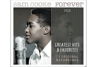 Sam Cooke - Forever - Greatest Hits And Favorites - (CD)