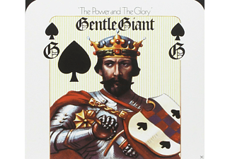 Gentle Giant - The Power And The Glory (Steven Wilson Mix) [CD]