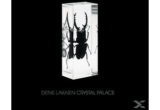 Deine Lakaien - Crystal Palace (Digipak & 3 Bonus Tracks) [CD]
