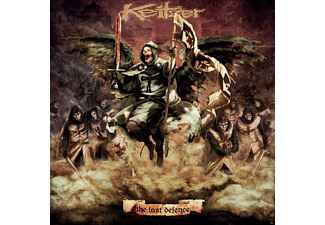 Keitzer - The Last Defence - (CD)