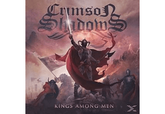 Crimson Shadows - Kings Among Men (Ltd.Doppelvinyl Black) [Vinyl]