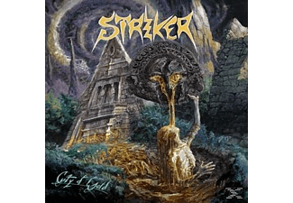 Striker - City Of Gold (Ltd.Doppelvinyl Black) [Vinyl]