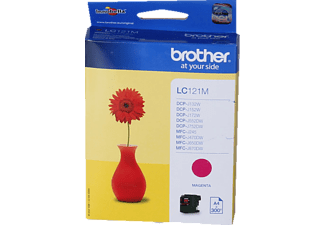 BROTHER LC-121 Magenta