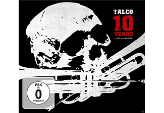 Talco - 10 Years - Live In Iruna [CD + DVD]