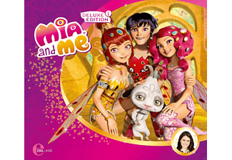 Mia And Me - Mia and me - Deluxe Edition 1 - (CD)
