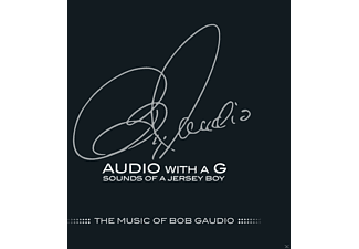 VARIOUS - Audio With A G: Sounds Of A Jersey Boy - The Music Of Bob Gaudio - (CD)