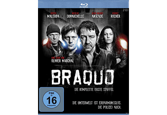 Braquo - Staffel 1 [Blu-ray]