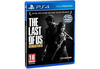 The Last of Us: Remastered PS4