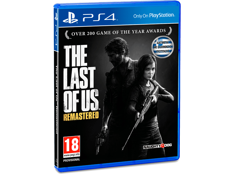 The Last of Us: Remastered PlayStation 4 gaming   offline sony ps4 παιχνίδια ps4 gaming games ps4 games