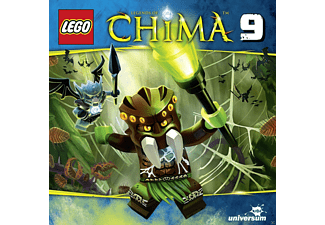 LEGO Legends of Chima - LEGO Legends of Chima (Hörspiel 09) - (CD)