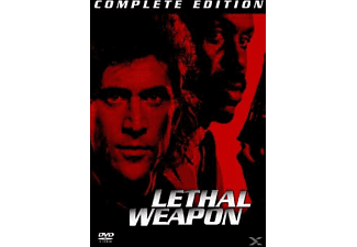Lethal Weapon BOX - (DVD)