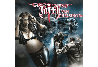Faith - The Van Helsing Chronicles 45: Asmodis Knochenkirche - 1 CD - Horror