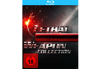 Lethal Weapon BOX [Blu-ray]