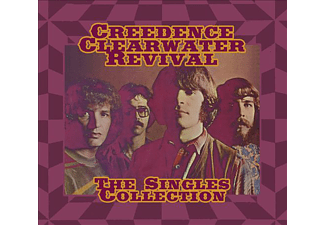 Creedence Clearwater Revival - The Singles Collection (CD + DVD)