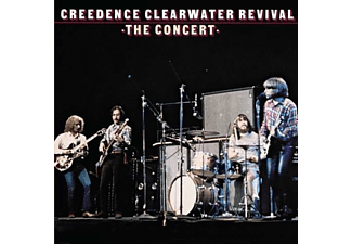 Creedence Clearwater Revival - The Concert (CD)