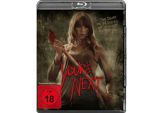 You're Next - (Blu-ray)