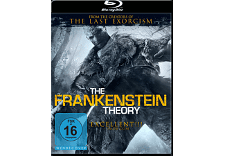 The Frankenstein Theory - (Blu-ray)