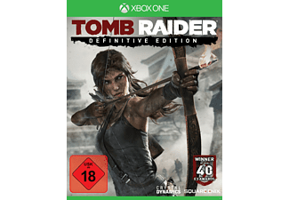 Tomb Raider: Definitive Edition (Xbox One) [Xbox One]