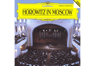 Vladimir Horowitz - Horowitz in Moscow (CD)