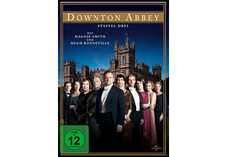 Downton Abbey - Staffel 3 [DVD]