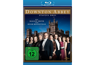 Downton Abbey - Staffel 3 [Blu-ray]