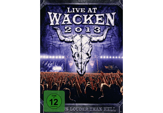 Various - Live At Wacken 2013 [DVD + Video Album]