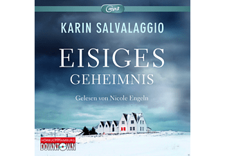 Eisiges Geheimnis - (MP3-CD)