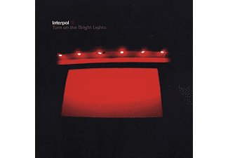 Interpol - Turn on the Bright Lights (CD)