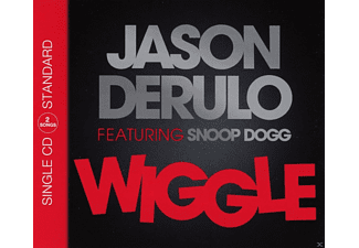 Jason Derulo, Snoop Dogg - Wiggle [5 Zoll Single CD (2-Track)]
