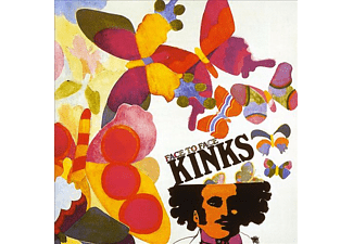 The Kinks - Face to Face (CD)