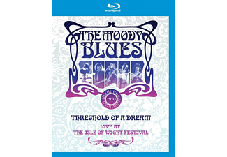 The Moody Blues - Threshold Of Dream-Live At The Isle Of Wight [Blu-ray]