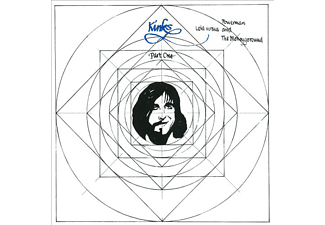The Kinks - Lola Versus the Powerman and the Moneygoround, Part One (CD)