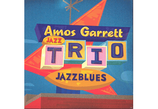 Amos Garrett, Jazz Trio - Jazzblues - (CD)