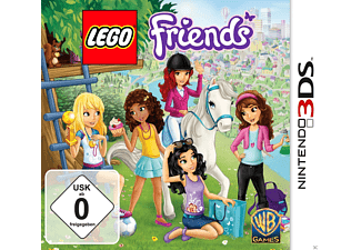 Lego Friends (Software Pyramide) [Nintendo 3DS]