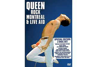 Queen - Rock Montreal & Live Aid [DVD]