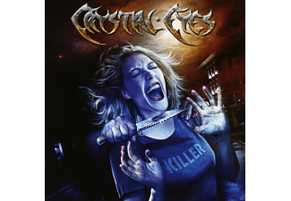 Crystal Eyes - Killer - (CD)