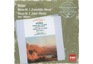 Stein, Wilhelm, VARIOUS - Messen 1 & 2 - (CD)