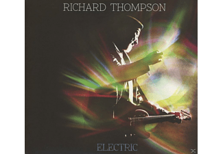 Richard Thompson - Electric (Deluxe Edition) - (CD)