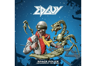 Edguy - Space Police-Defenders Of The Crown - (CD)
