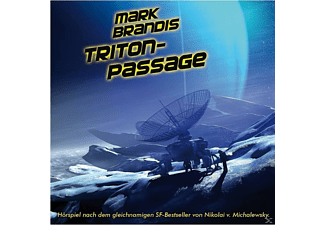 Mark Brandis 23: Triton-Passage - 1 CD - Hörspiel