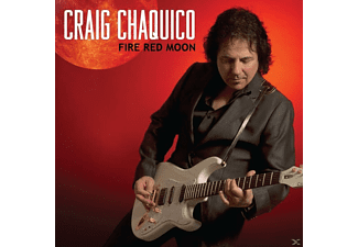 Craig Chaquico - Fire Red Moon - (CD)
