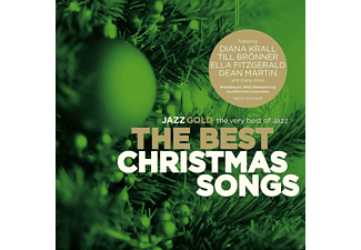 VARIOUS - The Best Christmas Songs (Jazz Gold) - (CD)