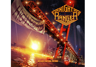 Night Ranger - High Road (Ltd.Digipak+Dvd) - (CD + DVD)