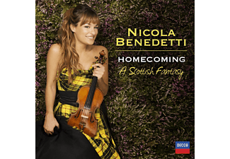 Nicola Benedetti - Homecoming - (CD)